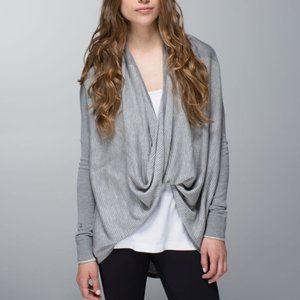 Lululemon Iconic Wrap Sweater
